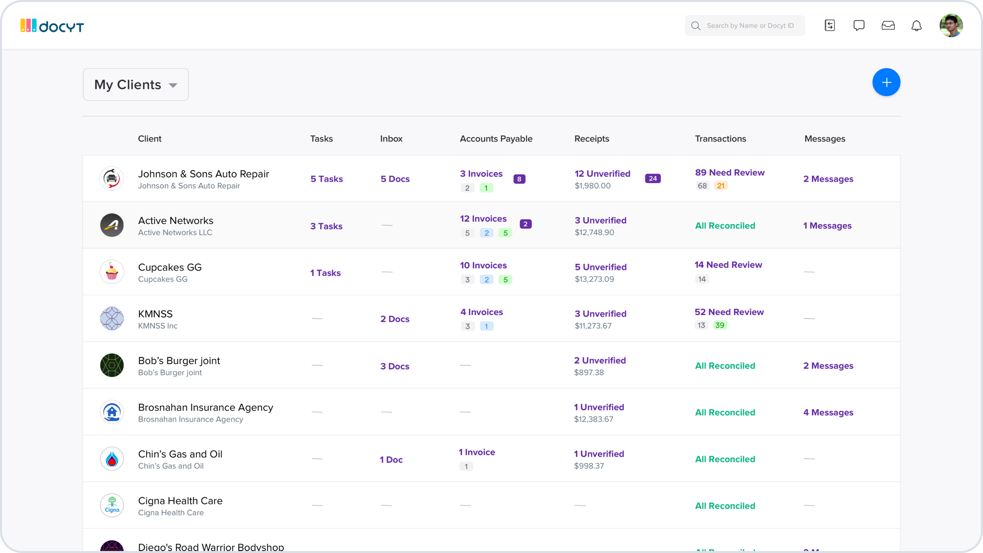 Docyt raises $1.5M for its ML-based accounting automation platform