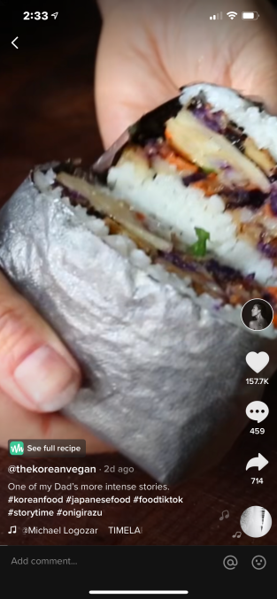 TikTok partners with Whisk to pilot a recipe-saving feature on food videos – TechCrunch IMG 8035