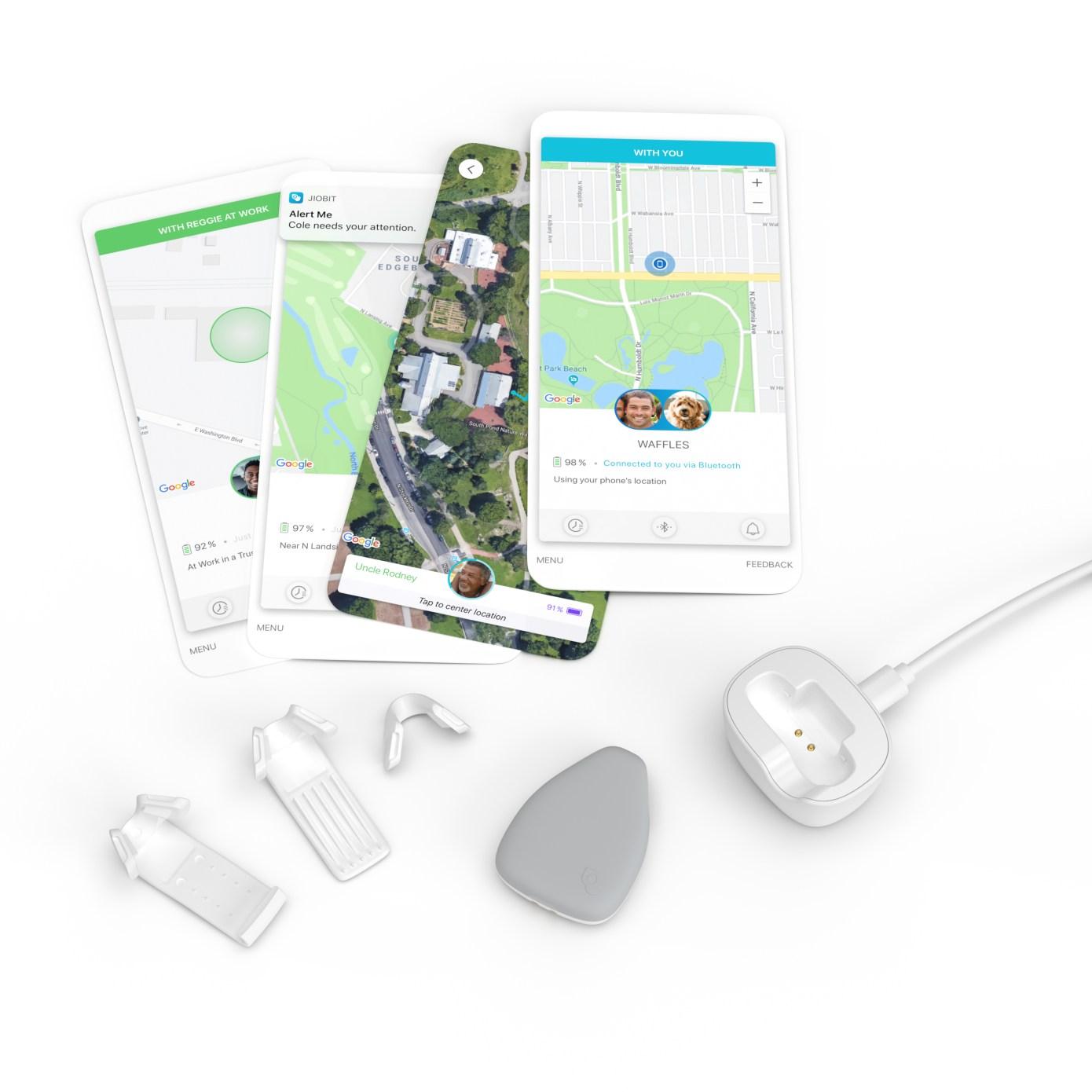 L'application de suivi familial Life360 acquiert le dispositif de localisation portable Jiobit pour 37 M$.