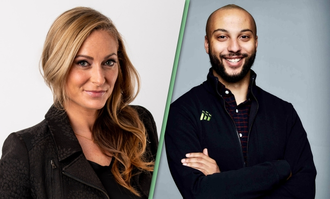 Storm Ventures promotes Pascale Diaine and Frederik Groce to partners - techcrunch
