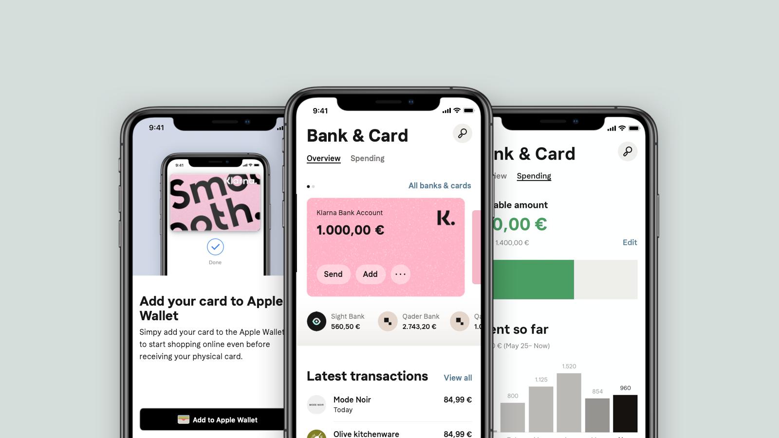 Klarna launches bank accounts in Germany   TechCrunch