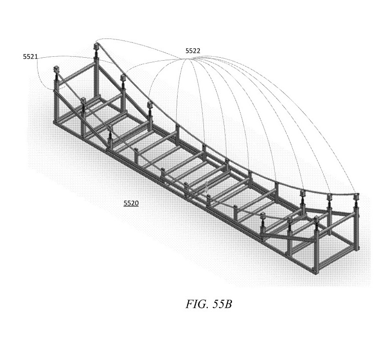 LTA Research and Exploration airship patent