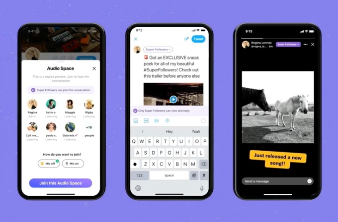 Twitter's 'Super Follow' creator subscription takes shots at Substack and Patreon