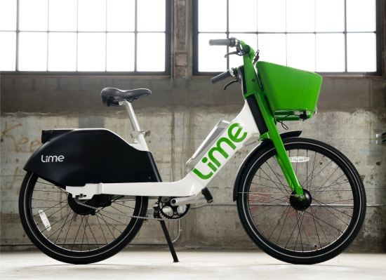 Lime unveils new ebike as part of $50 million investment to expand to more 25 cities