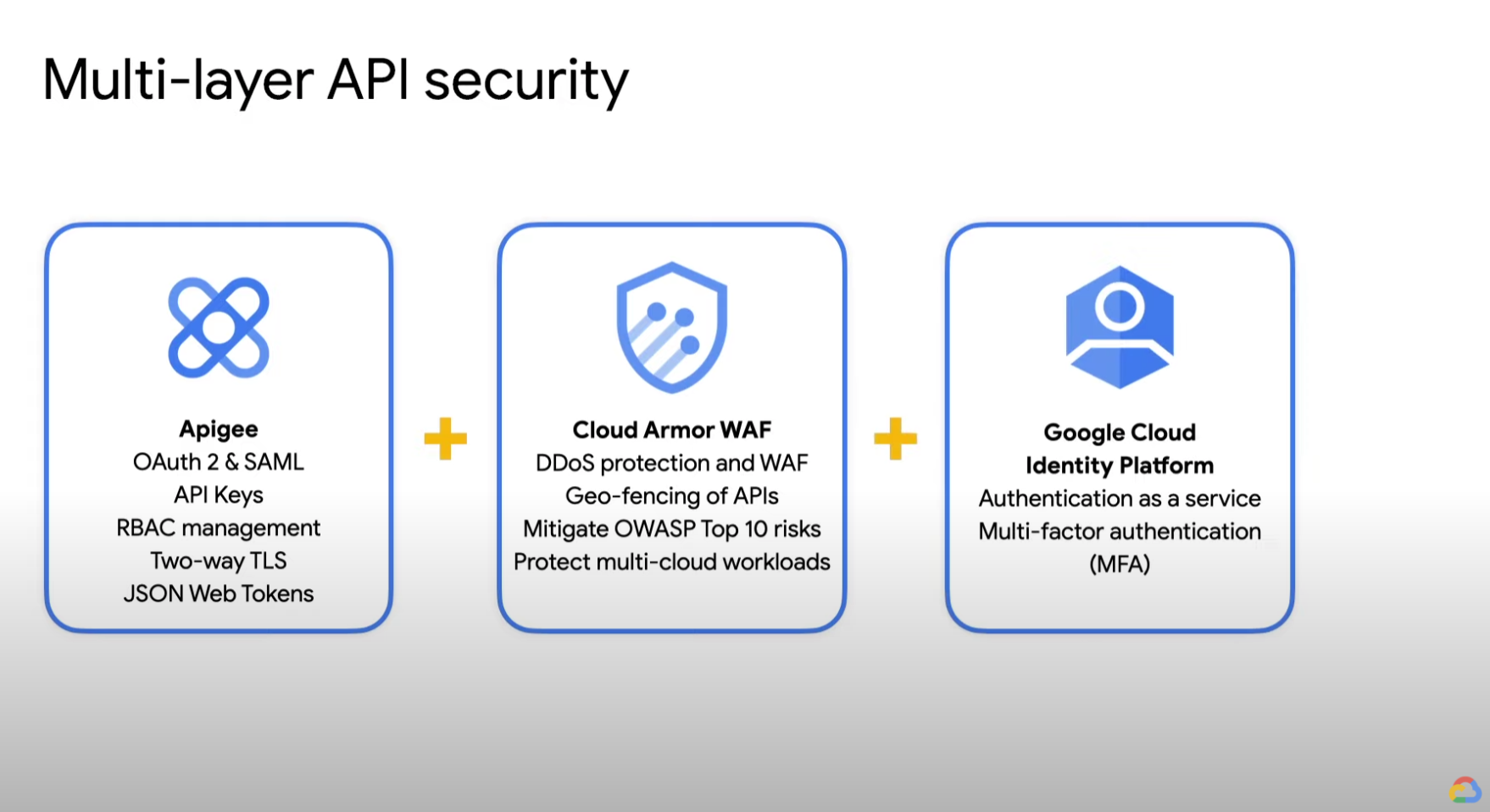 Google Cloud launches Apigee X, the next generation of its API management platform