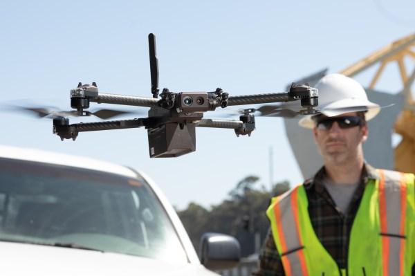 Autonomous drone maker Skydio raises $170M led by Andreessen Horowitz thumbnail