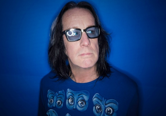 Todd Rundgren is about to launch a geofenced virtual tour