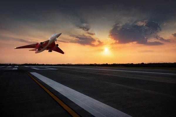 Aerion jet