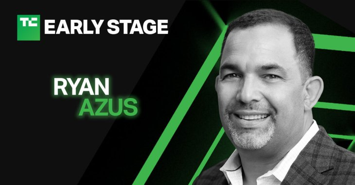 We're talking startup sales with Zoom CRO Ryan Azus at TechCrunch Early Stage – TechCrunch early stage azus