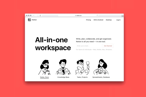 Online workspace startup Notion hit by outage