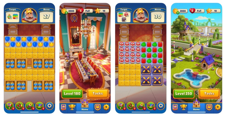 Dream Games, which develops mobile puzzle games, raises $50M Series A led by Index Ventures, the largest Series A raised by a Turkish startup to date (Ingrid Lunden/TechCrunch)