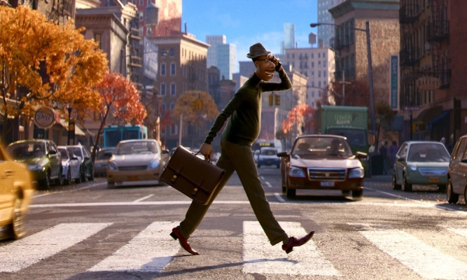 Initial Content podcast: Pixar's 'Soul' offers a vibrant check out to pre-pandemic New York thumbnail
