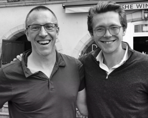 Harry Stebbings is leaving Stride, the VC firm he founded with Fred Destin thumbnail