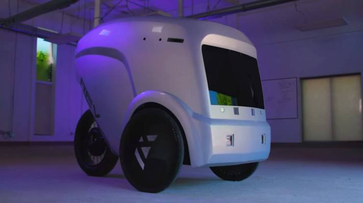 Last-mile delivery robotics company Refraction AI raises $4.2M
