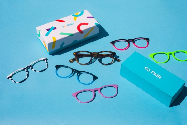 Pair Eyewear raises $12M to bring more personality to your glasses thumbnail