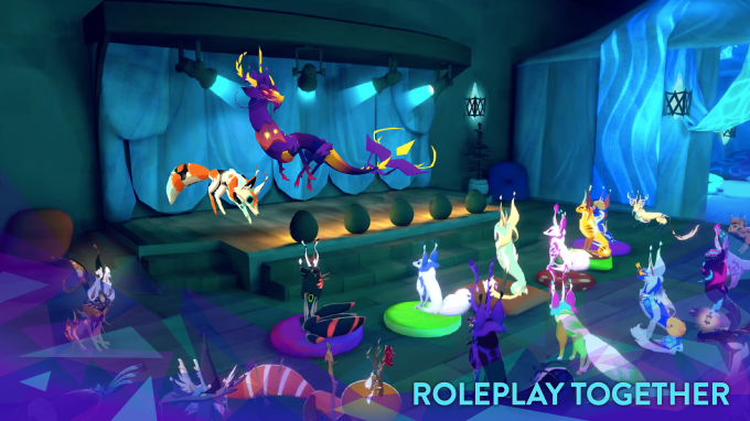 Makers of 'kid's first virtual world' Animal Jam targets Gen Z teens with Fer.al debut – TechCrunch