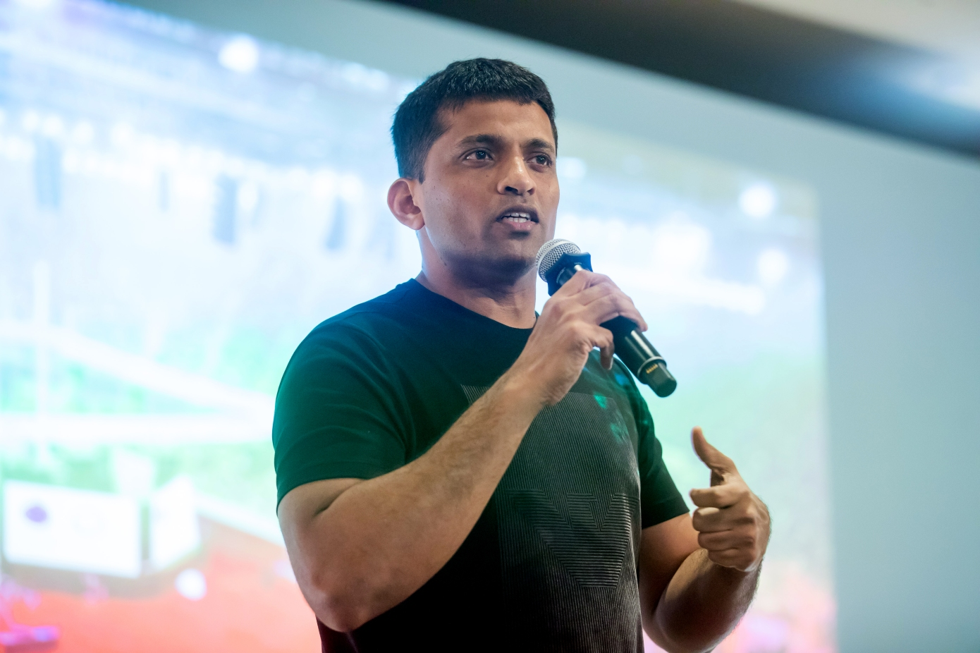 Indian edtech giant Byju's valued at B with new funding