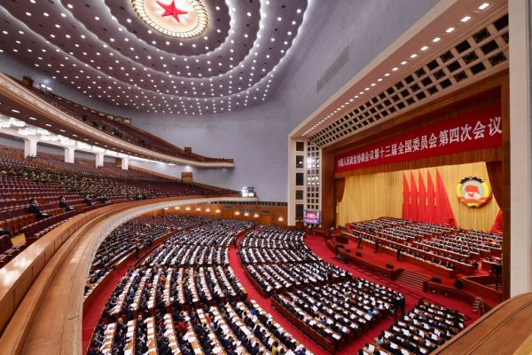 What China's Big Tech CEOs propose at the annual parliament meeting - techcrunch