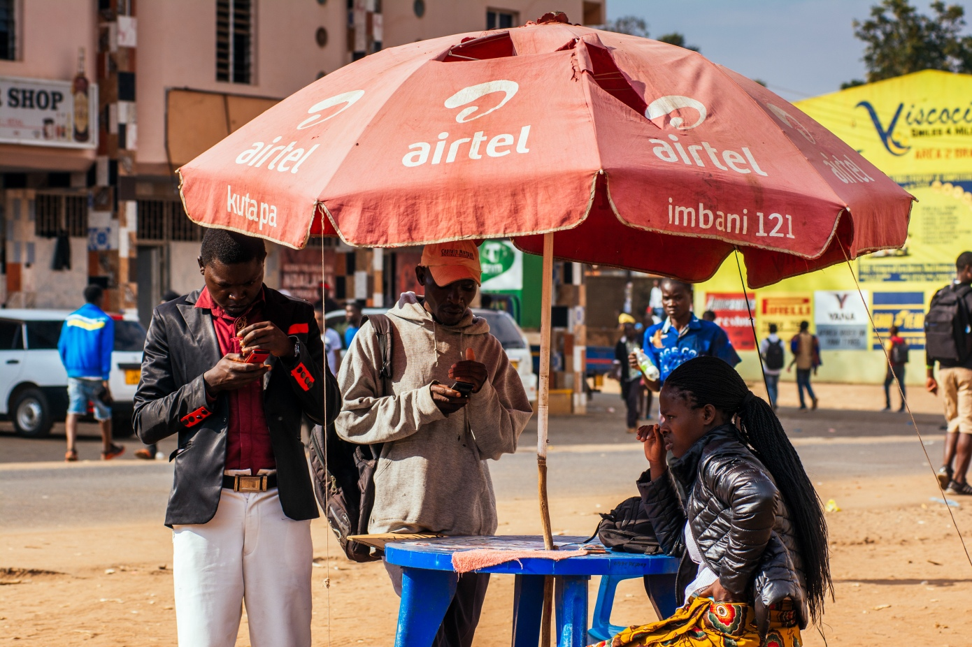 Airtel Africa receives $100M for its mobile money business from Mastercard