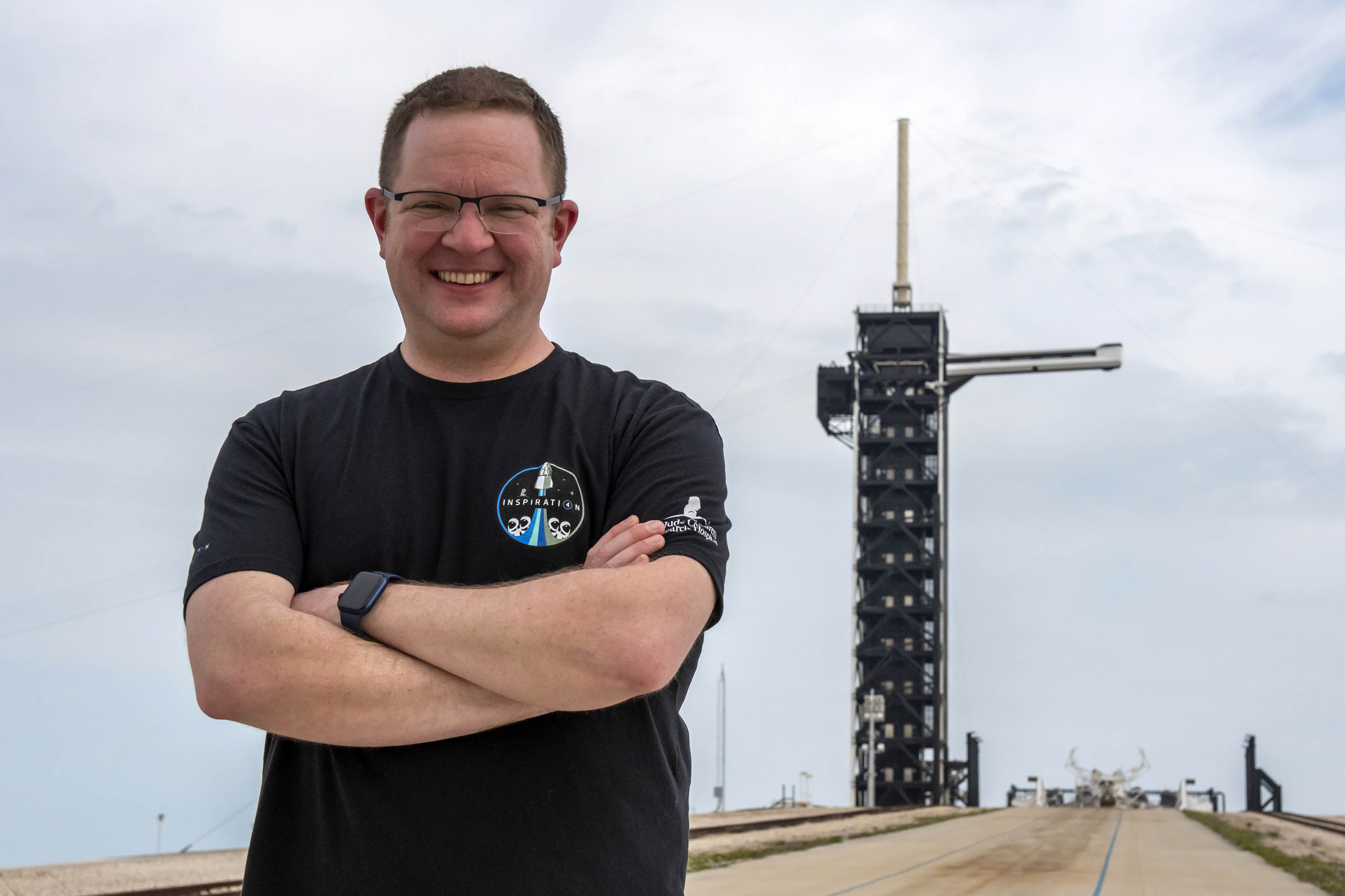 Last two crewmembers named for SpaceX's first all-civilian human spaceflight mission | TechCrunch