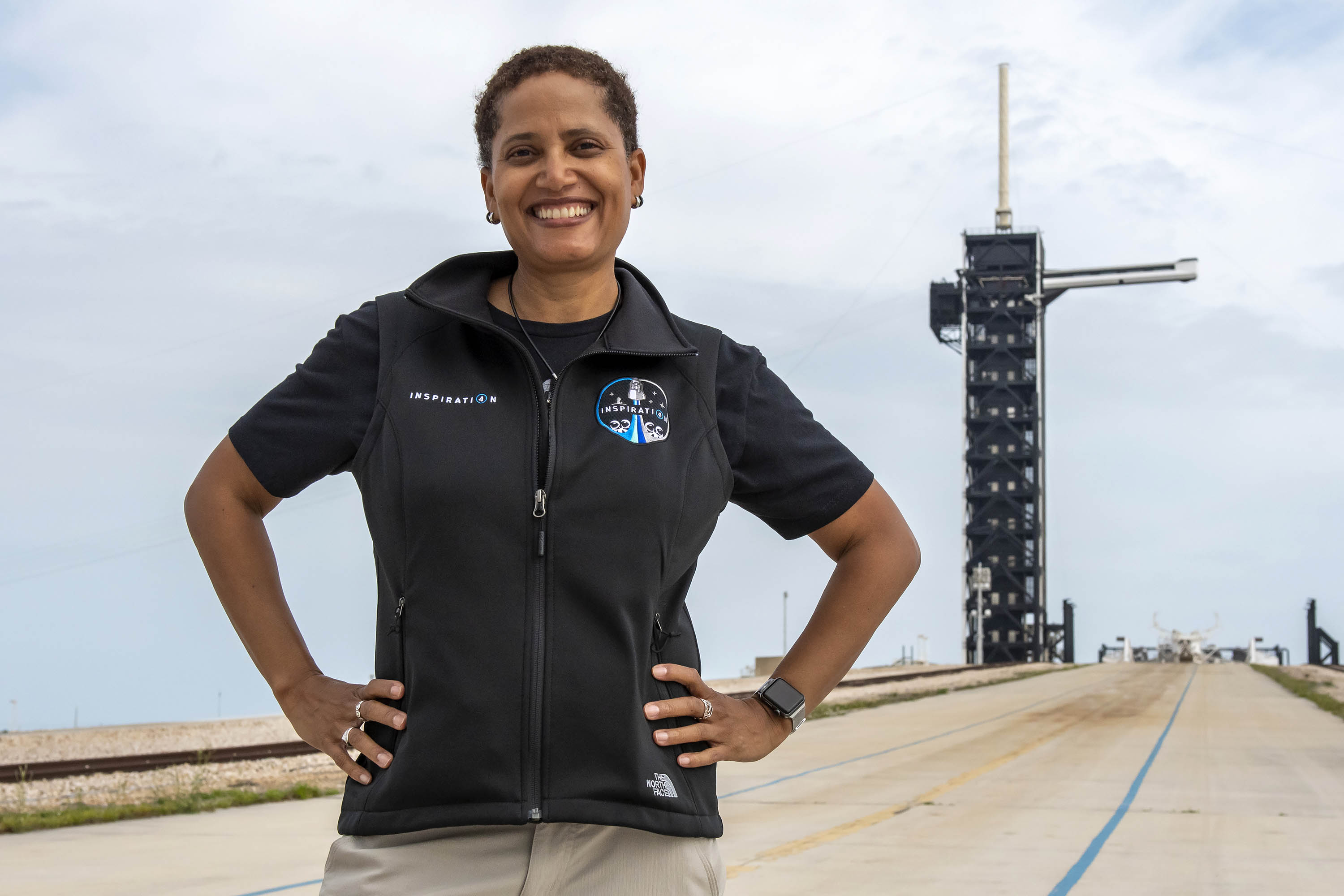 Last two crewmembers named for SpaceX's first all civilian human ...