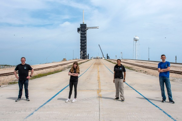 A docu-series on the Inspiration4 mission is coming to Netflix