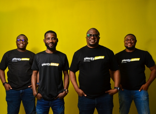 Nigeria's Plentywaka gets backing from Techstars, plans expansion to Canada