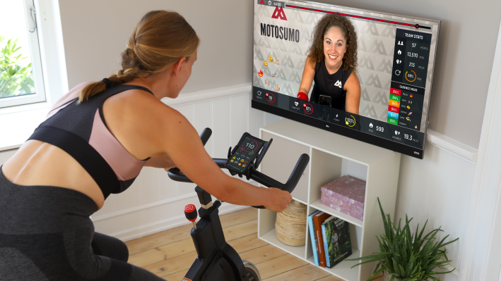 Motosumo scores $6M to spin up a challenge to Peloton