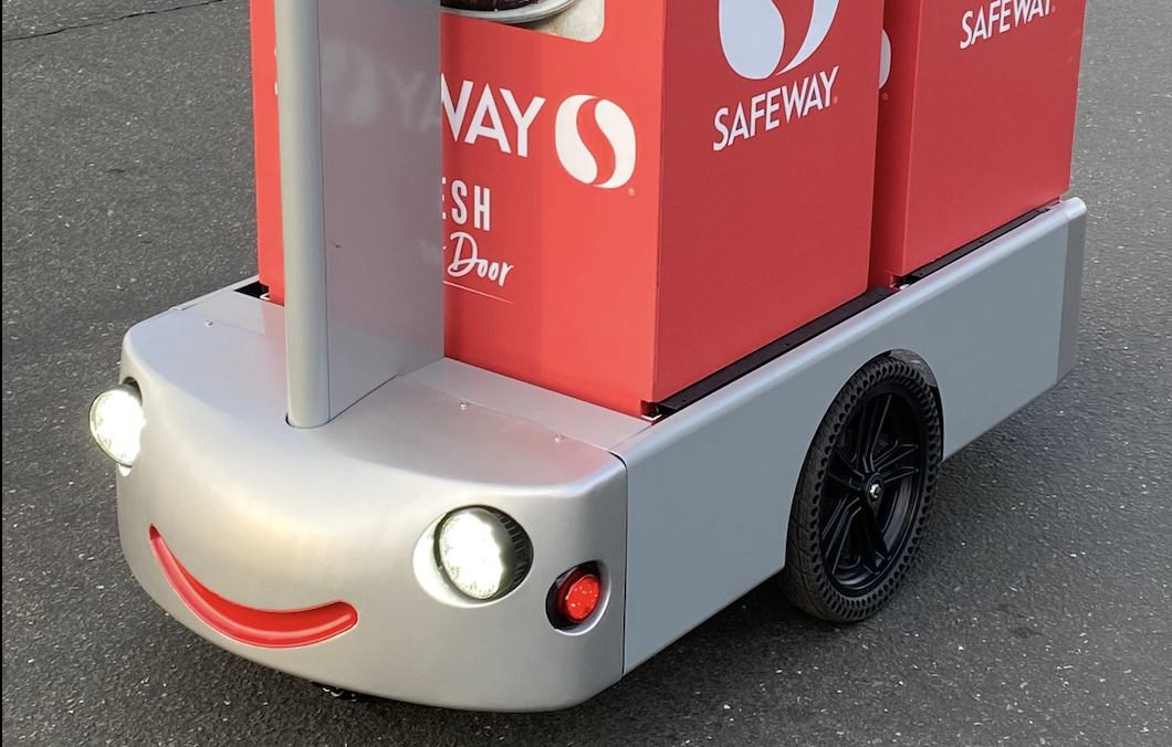 Albertsons operates Tortoise for remote-controlled grocery delivery robots – TechCrunch