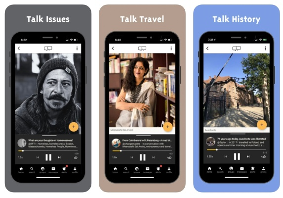 Swell launches its app for asynchronous voice conversations – TechCrunch