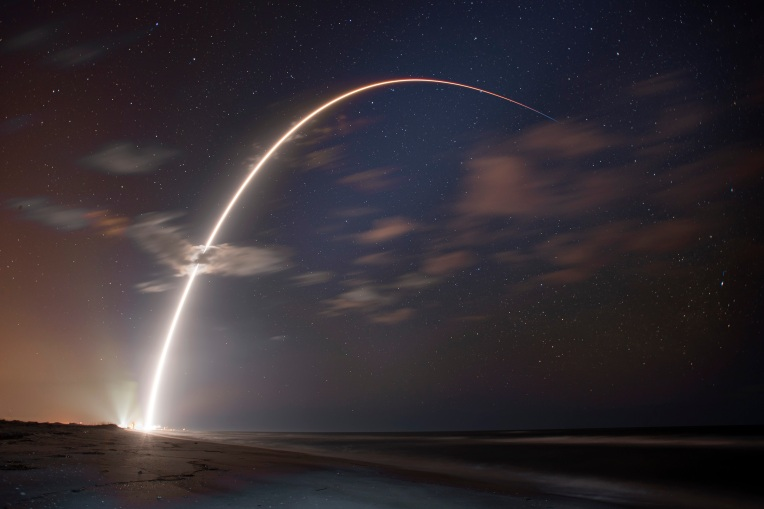 SpaceX launches 60 new Starlink satellites just one week after the last batch thumbnail