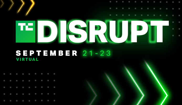 Here are the new features and upgraded virtual Startup Alley experience at TC Disrupt 2021