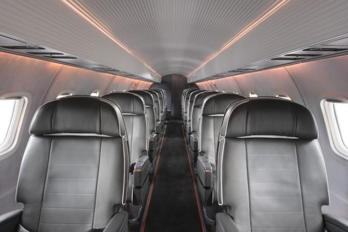 Luxury air travel startup Aero raises $20M