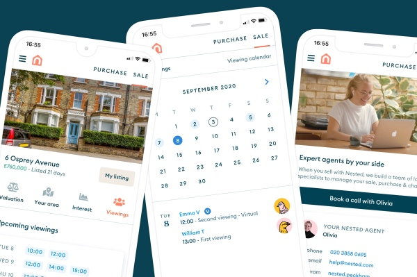 Nested, the UK-based 'modern' estate agent, raises extra ₤ 5M to improve the home-selling experience thumbnail
