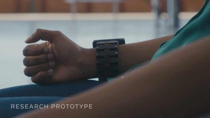 Daily Crunch: Facebook shows off a wrist-based interface thumbnail
