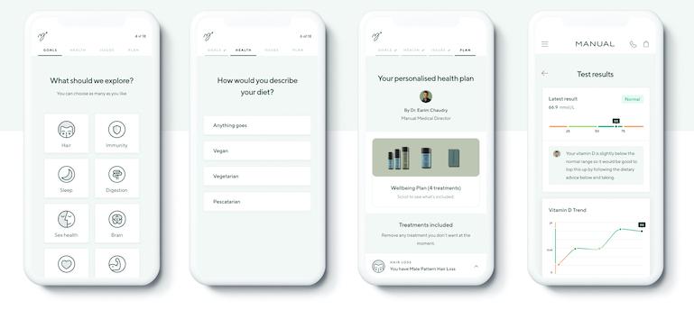 Manual app