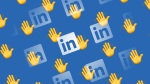 linkedin and clubhouse icons