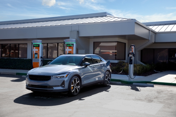 Polestar, ChargePoint introduce seamless charging in new partnership