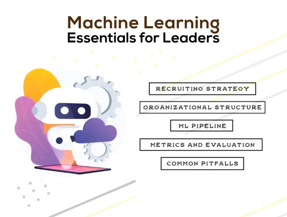machine learning essentials for leaders