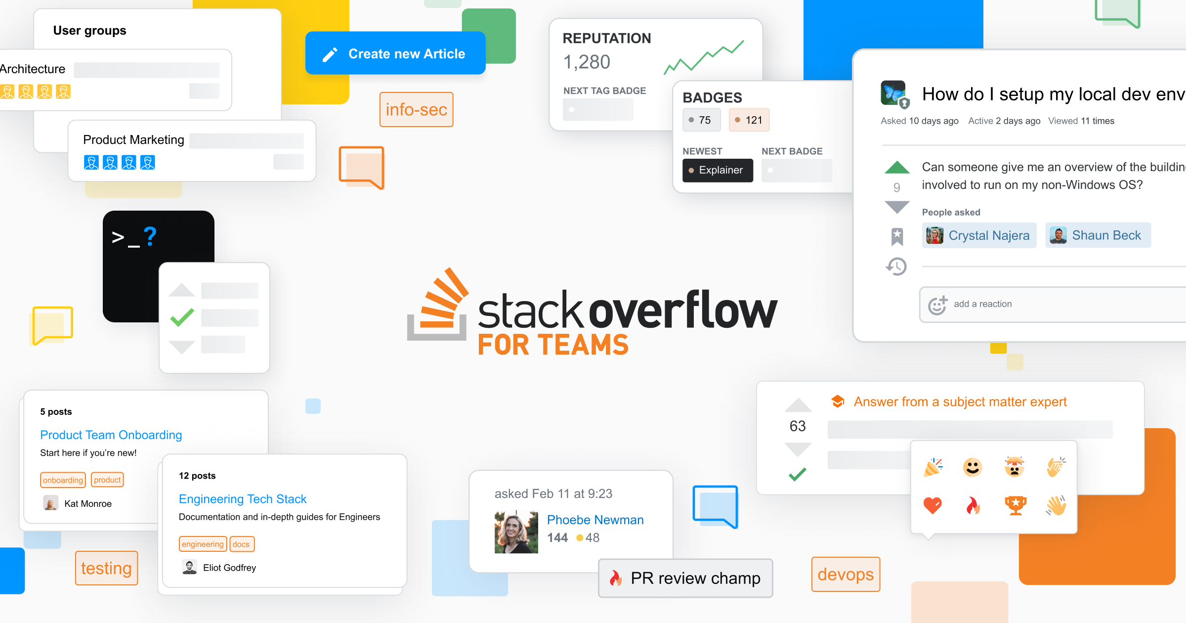 Stack Overflow adds a free tier to its fast-growing Teams service