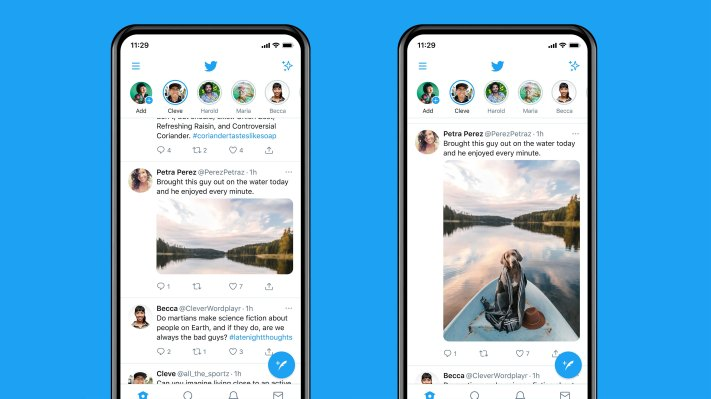 Twitter rolls out bigger images and cropping control on iOS and Android – TechCrunch