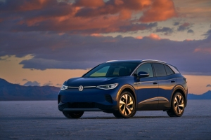 vw-id 4 electric crossover