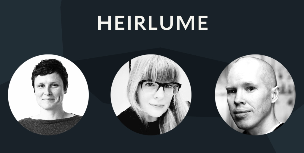 Heirlume co-founders Sarah Ruest, Julie MacDonnell and Dave MacDonnell