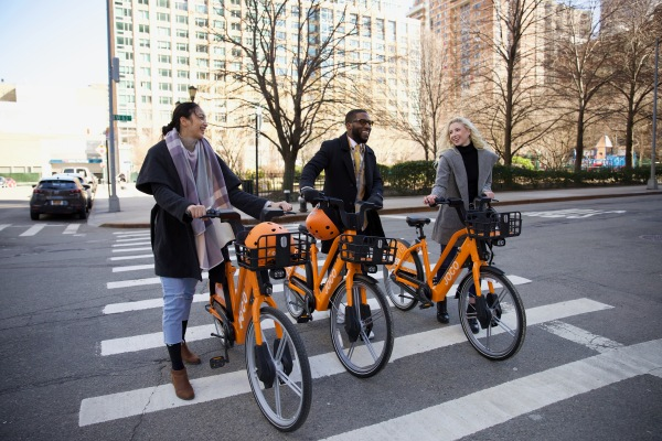Citi Bike rival JOCO brings shared, docked e-bikes to NYC - techcrunch