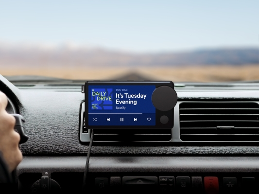 Daily Crunch: Spotify unveils an in-car home entertainment system thumbnail