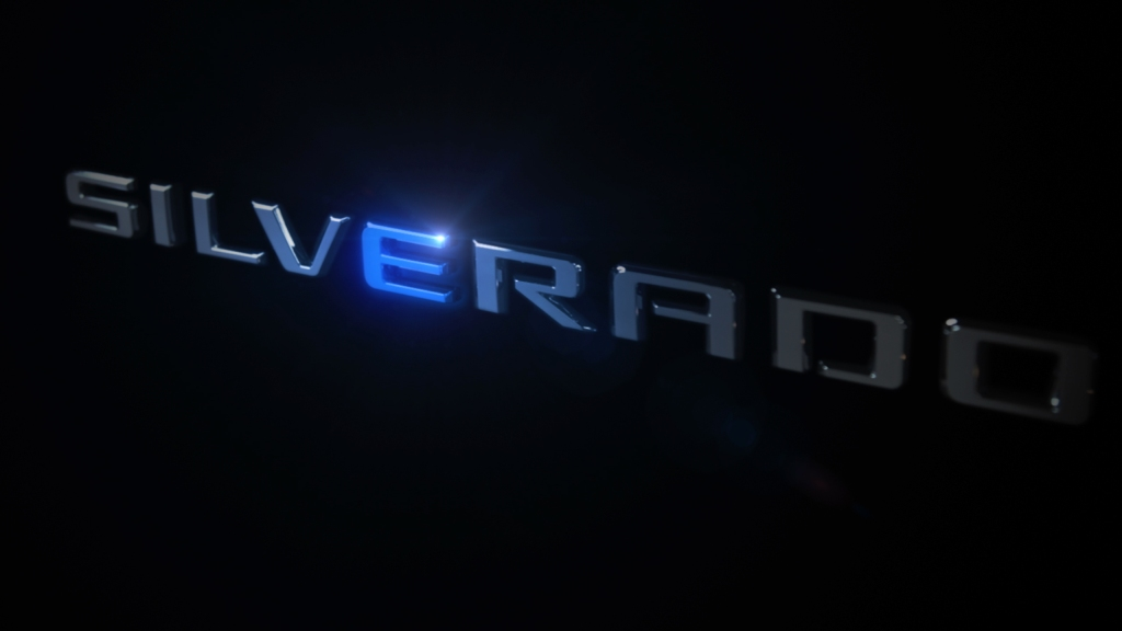 Chevrolet confirms the first-ever electric Silverado full-size