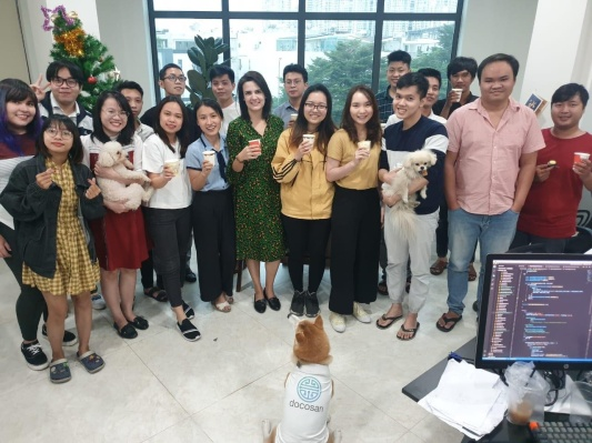 photo of Vietnam-based healthcare booking app Docosan gets $1M seed funding led by AppWorks image