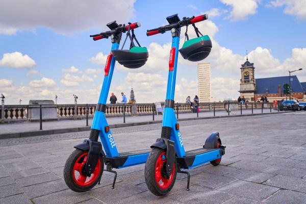 European e-scooter and micromobility startup Dott raises $85 million