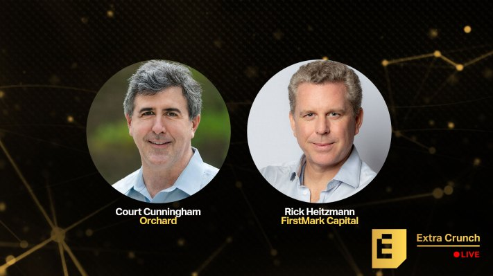Hear how to raise big funding (and use it well) from FirstMark's Rick Heitzmann and Orchard's Court Cunningham – TechCrunch