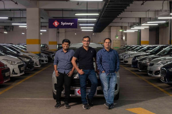 India's Spinny raises $65 million to expand its online platform for selling used cars